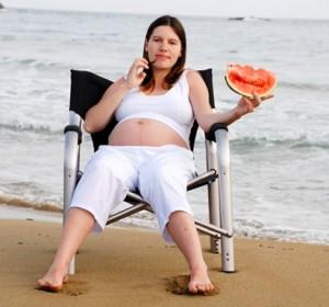 вегетарианство и беременность