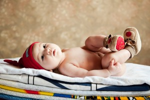как уложить ребенка спать? Поможет йога!