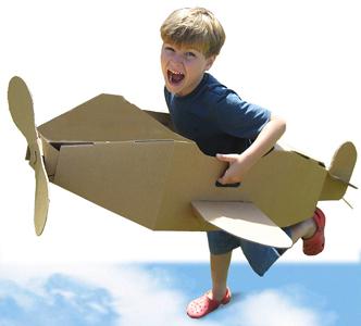 с ребенком в самолет?