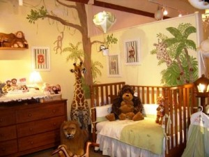"дизайн комнаты для мальчика ""африка"""